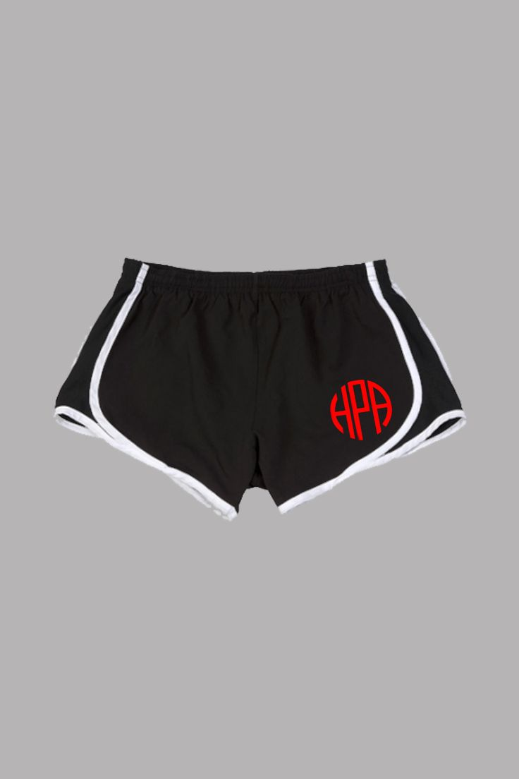 No you can workout or run in style! Plenty of room to move, just the right weight and built to last. This lined running short can be personalized either with a thread monogram or heat press vinyl, in
