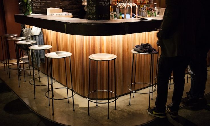 Maybe Mae, Underground bar, Peel Street