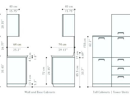 Pin On Id Kitchen, What Is Depth Of Kitchen Cabinets