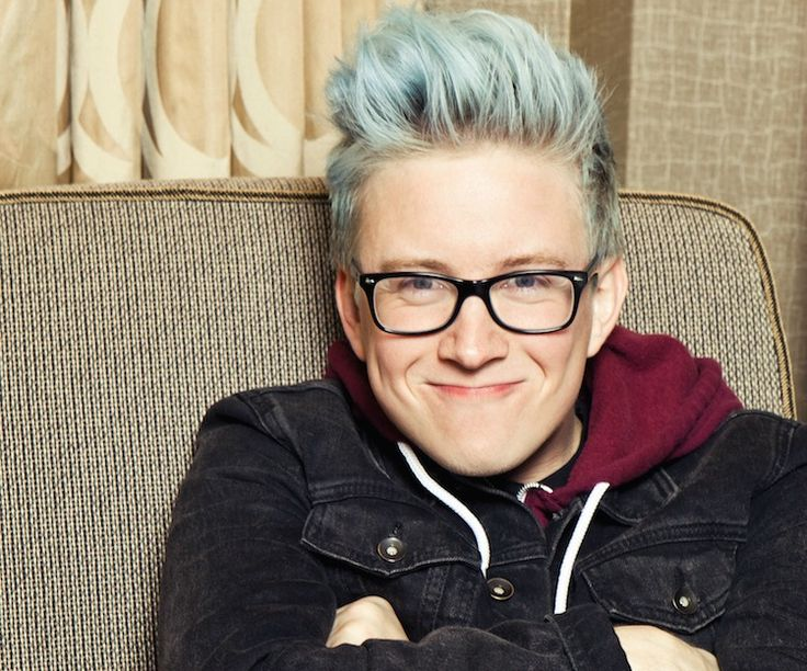 Tyler Oakley On 'Binge' Book, Break Ups & Butt Holes | Out Magazine