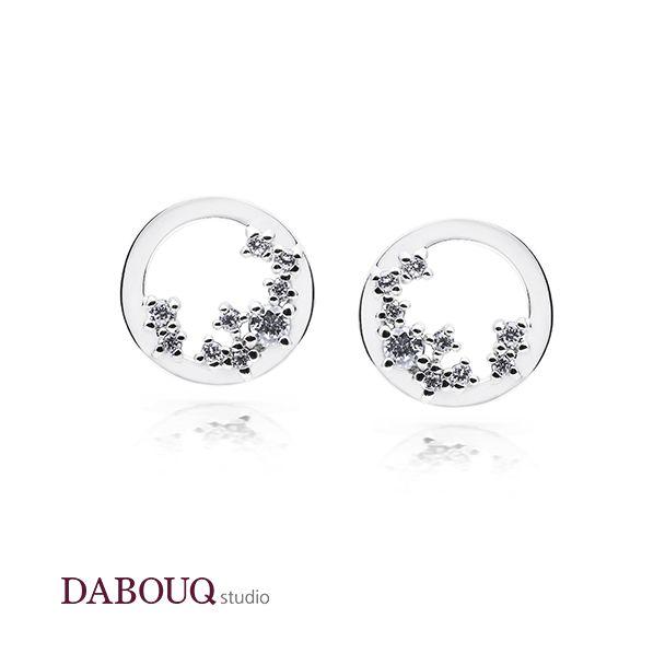 Dabouq Studio Necklace - DN0007 - Simple+ #DABOUQ #Jewelry #쥬얼리 #Earring #귀걸이 #Propose #프로포즈 #Diamond #다이아귀걸이 #패션귀걸이 #Gold #White_Gold #Pink_Gold #Rose_Gold
