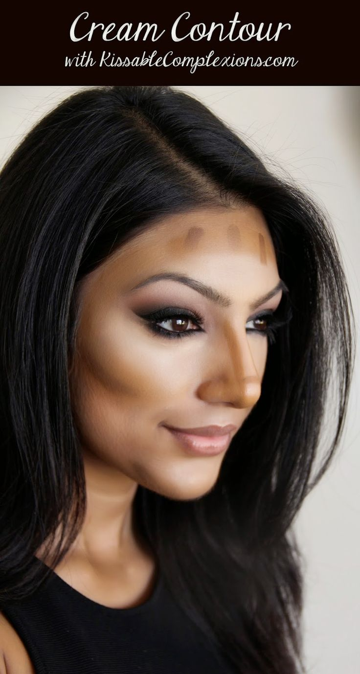 Happy Monday sweeties!Today I have a pictorial on one of my many contouring methods using the Bobbi Brown Foundation Sticks! These bad boys work wonders when it comes to contouring. I know that many say their biggest concern with the contouring technique...