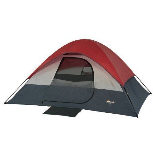 Outdoor Camping Hiking Beach Tent Tents Family Shelter 4 Persons Vacations NEW  #MountainTrails