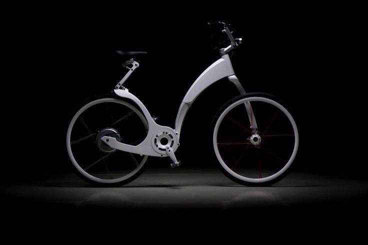 Gi FlyBike es una bici eléctrica que se pliega en un segundo