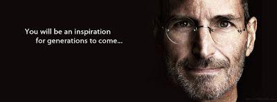 Remembering Steve Jobs Facebook Cover