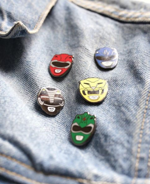 http://SneakersCartel.com Pintrill Power Rangers Helmet Pins - Order Online at... #sneakers #shoes #kicks #jordan #lebron #nba #nike #adidas #reebok #airjordan #sneakerhead #fashion #sneakerscartel