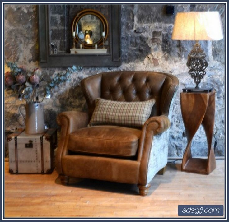 Leather and fabric mix chairs home furniture http for Mixing leather sofa with fabric chairs