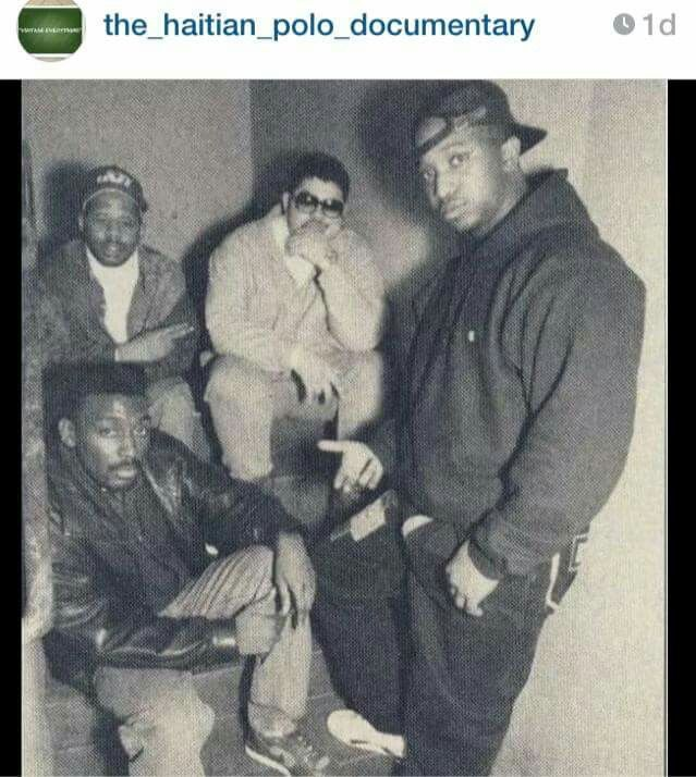 Grand Puba, Heavy-D, Big Daddy Kane, Kool G Rap