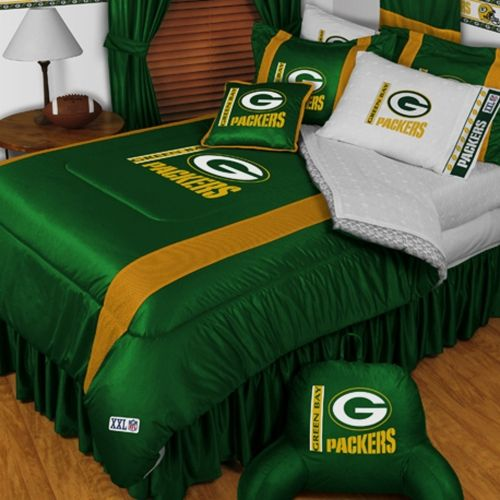 Sports Coverage Green Bay Packers Bedding Comforters