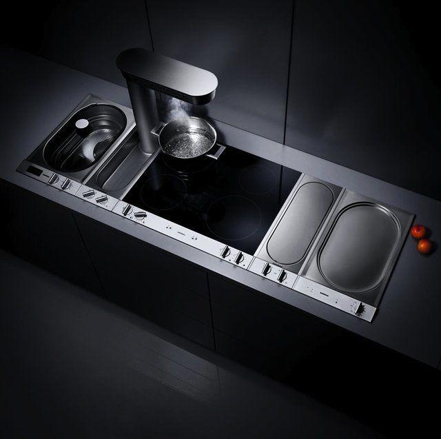 Vario Modular Cooktops By Gaggenau