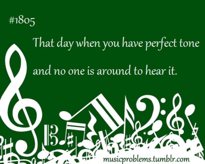 Perfect tone