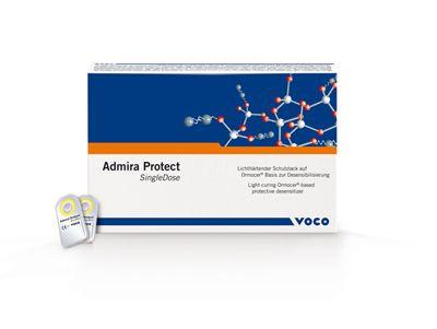 Voco Admira Protect este un desensibilizant stomatologic fotopolimerizabil folosit pentru tratamentul hiperesteziei dentinare.