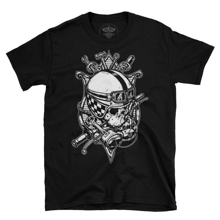 greasy skull.