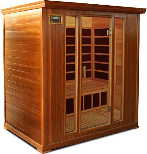 die besten 25 infrared sauna for sale ideen auf pinterest yoga f r anf nger yoga bungen f r. Black Bedroom Furniture Sets. Home Design Ideas