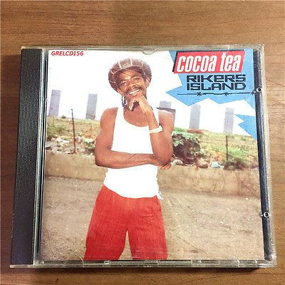 Cocoa Tea - Rikers Island   GRELCD156    EU CD Q-076