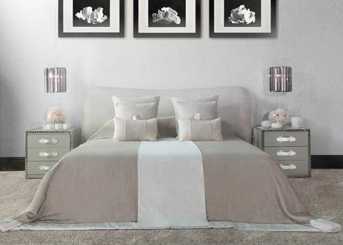 Kelly Hoppen bedroom