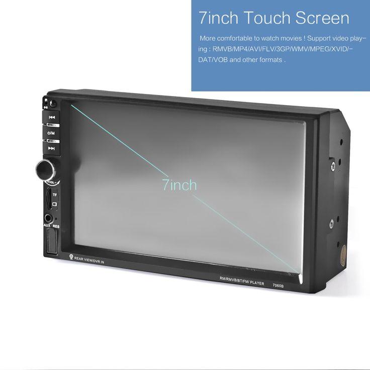 7 inch Car Video 7060B 2din 1080P Car Radio MP5 DVD Sales Online #1 - Tomtop.com