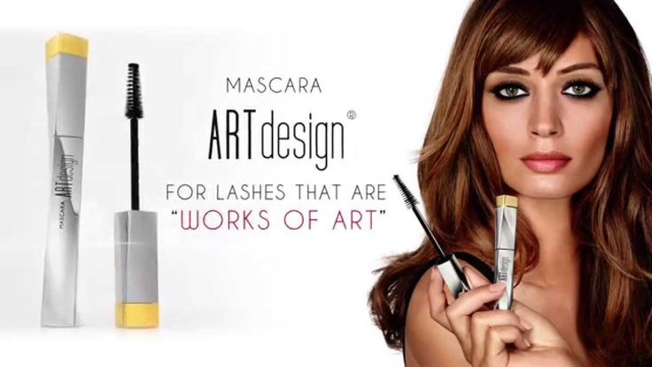 Discovering the new Mascara Art Design®.