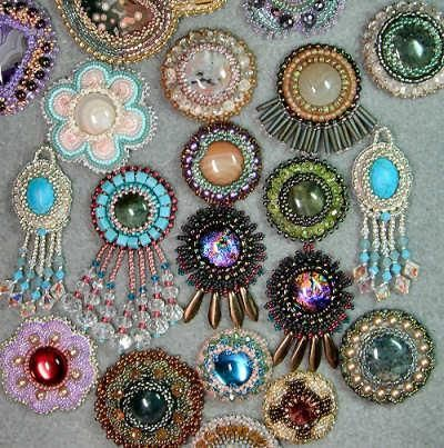 25 Best Ideas About Bead Embroidery Patterns On Pinterest