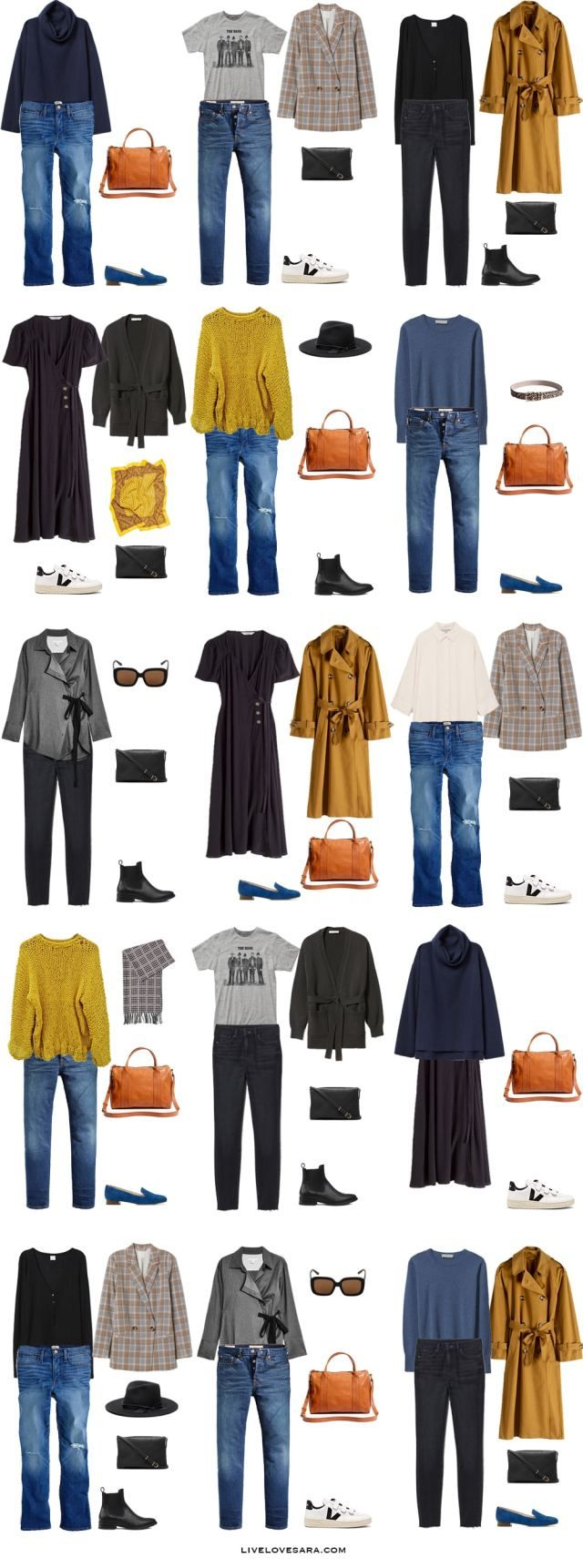 What to Pack for London, England in Spring
