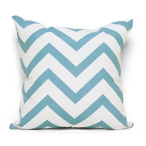 Cuscino Wavy blu 40 x 40 cm