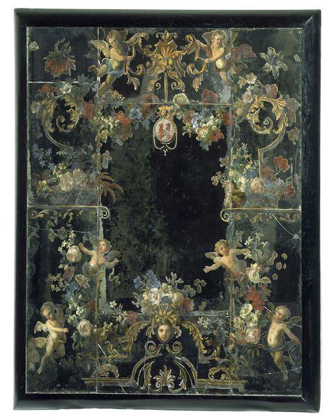 marinni | Зеркала.17-19 век.Часть 1.