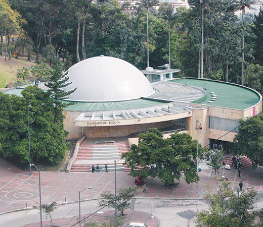 Planetario, Bogota