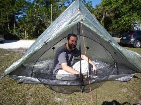 Zpacks Ultralight Tent: Ultra Light Hiking, Ultralight Backpacking.