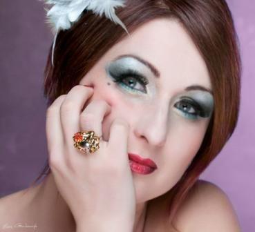 Anello Blondie