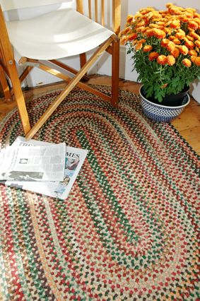 quality braided rugs from the braided rug company uk