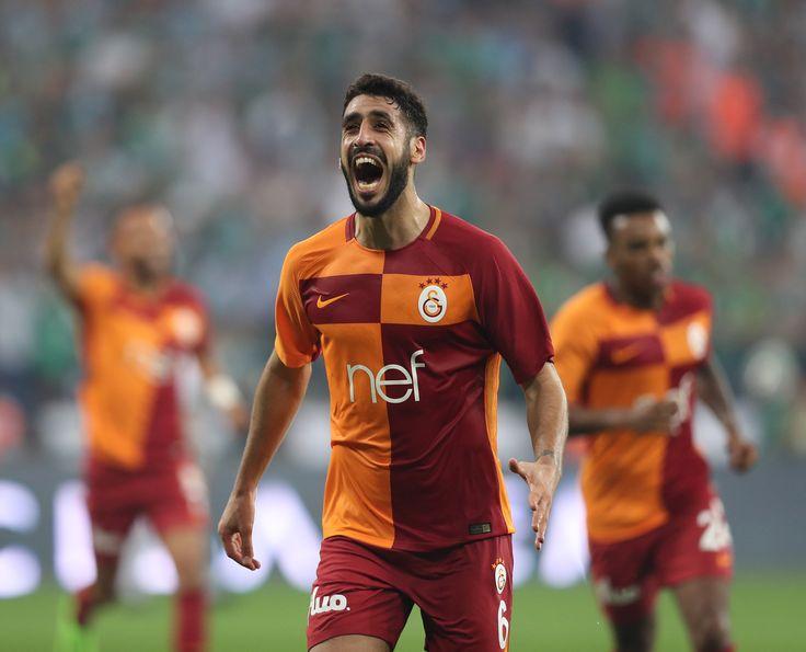 """Galatasaray SK on Twitter: """"Tolga Ciğerci 5 gol ile bu sezon Avrupa'nın 5 büyük ligi ve Süper Lig'de en fazla gol atan orta saha oyuncusu."""