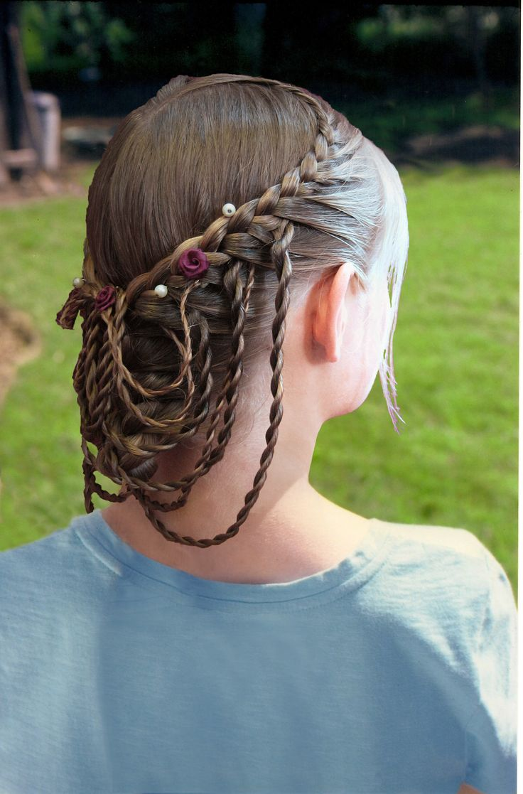 braids- renaissance hair