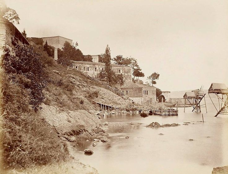 Telli Baba, Rumelikavağı, Sarıyer, 1868
