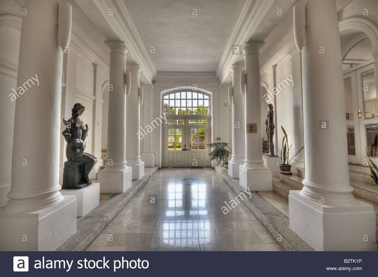 kultúrna pamiatka, Interiér MA Bazovský galéria (Galeria Miloša Alexandra Bazovského), Mesto Trenčín, Slovenská republika