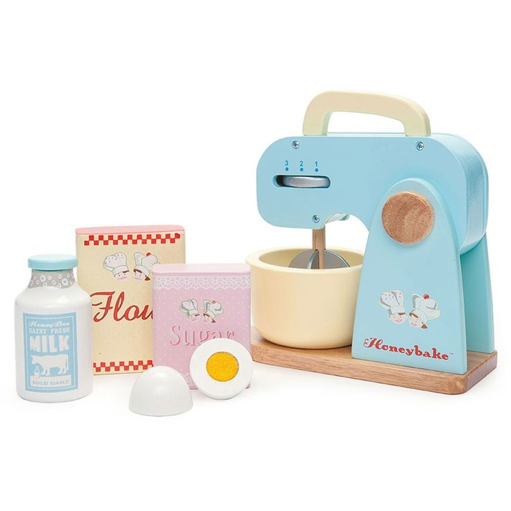 Le Toy Van - Røremaskine Honeybake Mixer Set