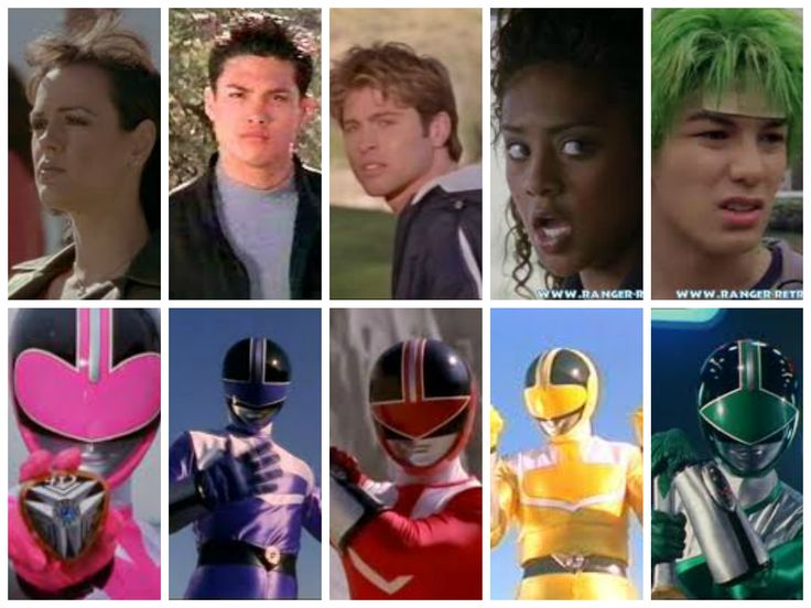 Time Force Rangers