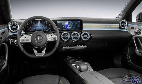مرسيدس بنز تكشف عن داخلية A Class الجديدة أطلقت مرسيدس بنز مؤخرا أول صور رسمية للتصميم الداخلي لـ A Mercedes A Class Benz A Class Mercedes A Class Interior
