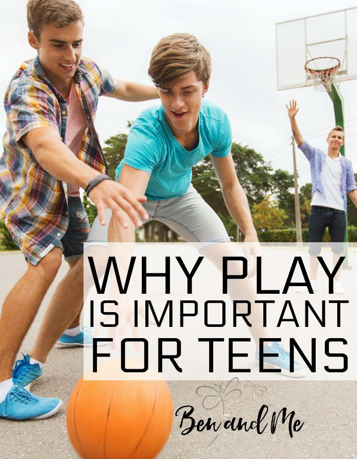 Teens go at it hard