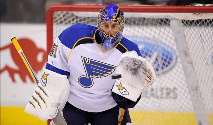 Jaroslav Halak, Brian Elliott, and the Issues of the St. Louis Blues