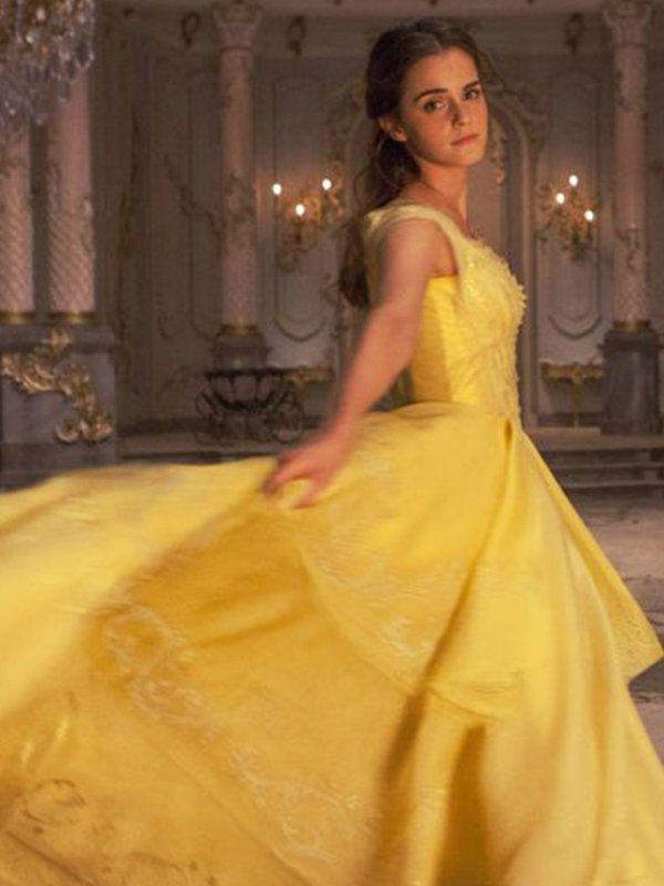 そして最新プリンセスは、ディズニーアニメの完全実写版『美女と野獣』でヒロイン役を射止めたエマ・ワトソン。アニメ版では父親が発明家という設定だけれど、この作品ではベル自身が発明家。読書の時間を作るため...
