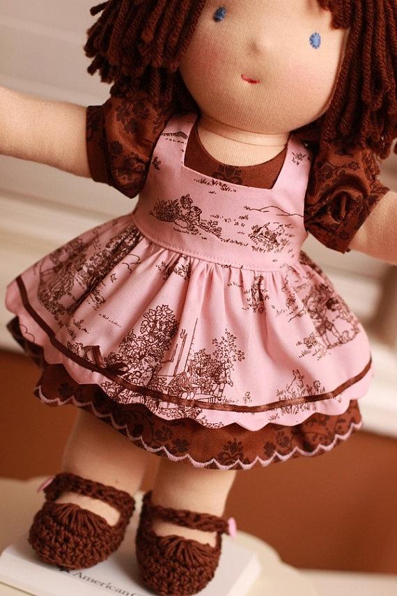 Waldorf Doll Clothes for 14 inch Waldorf Doll