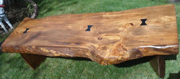 20 best Homemade Desks images on Pinterest Wood slab  : dcc2aa943f109d80111ceca3eee76688 live edge slabs florida style from www.pinterest.com size 736 x 325 jpeg 45kB