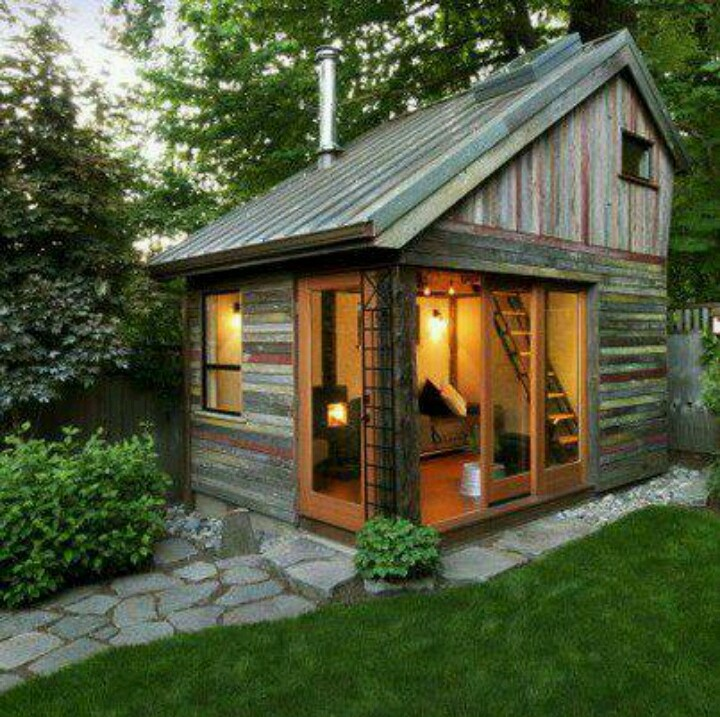 7 best Guest Houses images on Pinterest | Sheds, Dreams and My house