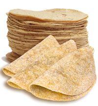 Long-fermented Whole Wheat Sourdough Tortillas Recipe
