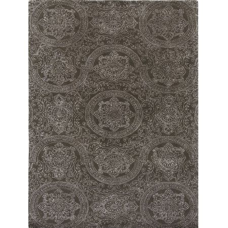 Serendipity Modern Design Hand-Tufted Rug 7'6 inchx9'6 inch, Gray