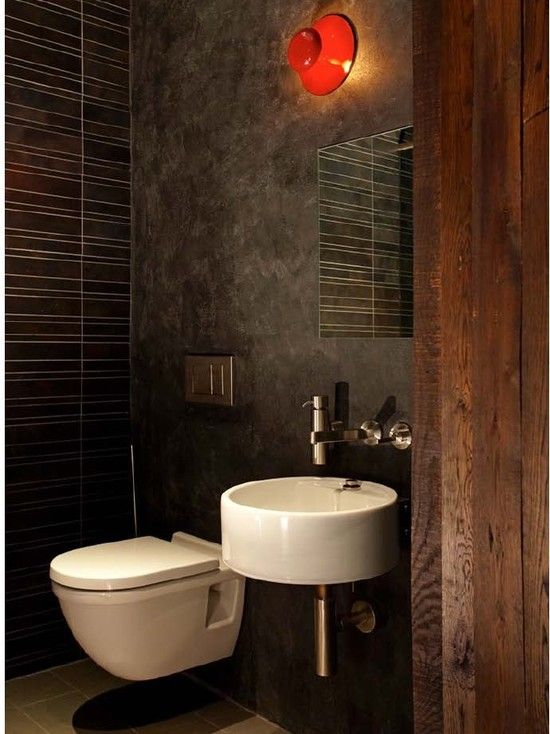 1000 images about small toilet designs on pinterest for Small wc design