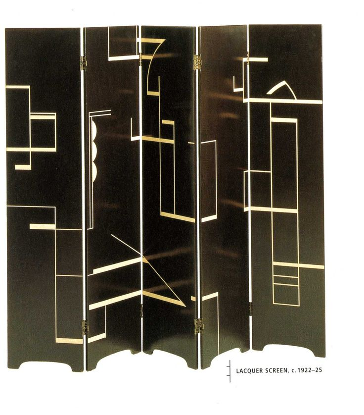 Formica Keuken Verven : Eileen Gray Lacquer Screen