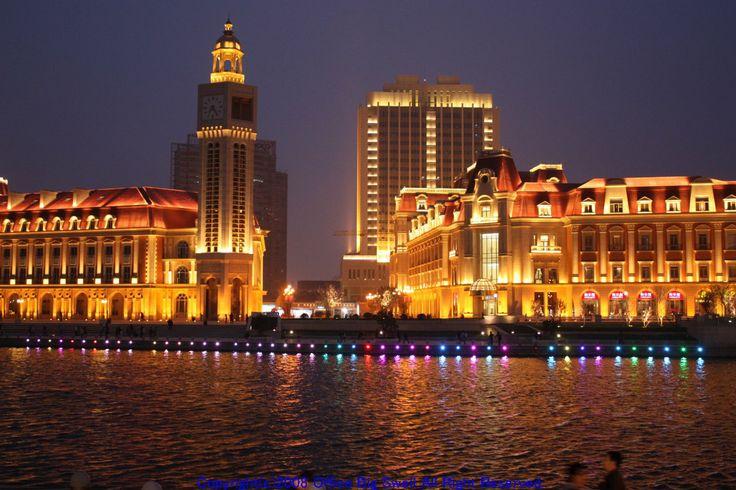 Tianjin.