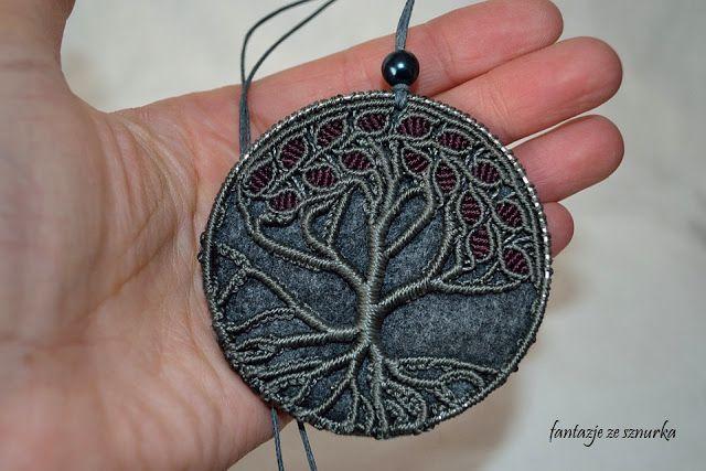 fantazje ze sznurka: Tree of life