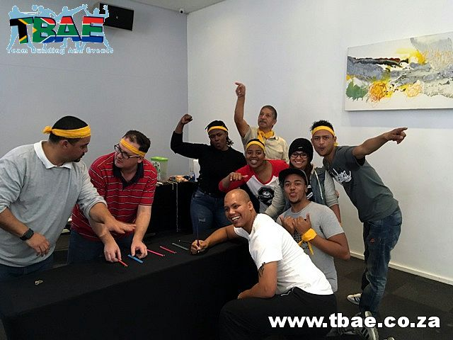 Minute To Win It Team Building Western cape